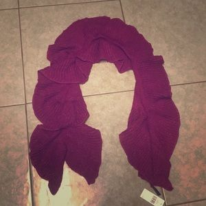Accessories - Collection Eighteen Miami Pink Acrylic Scarf